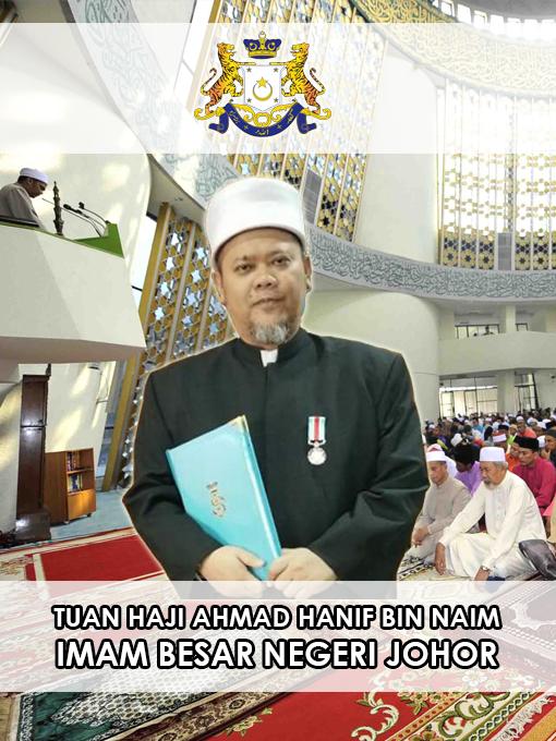 Imam Besar Negeri Johor