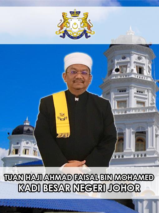 Kadi Besar Negeri Johor