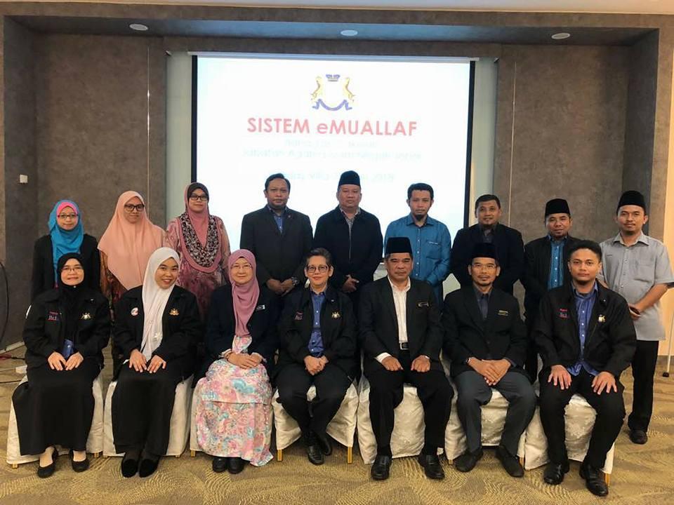 Bengkel Sistem e Muallaf Negeri Johor telah diadakan pada 7 dan 8 Mei 2018 bertempat di Hotel Holiday Villa, Johor Bahru
