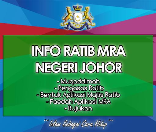 Ratib MRA Negeri Johor