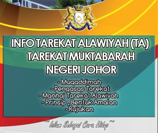 Tarekat Alawiyah (TA) Tarekat Muktabarah