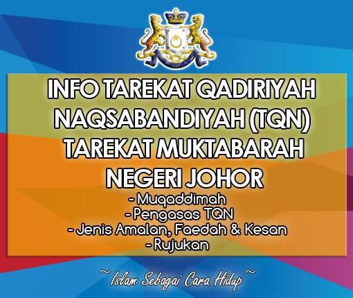 Tarekat Qadiriyah Naqsabandiyah (TQN) Tarekat Muktabarah