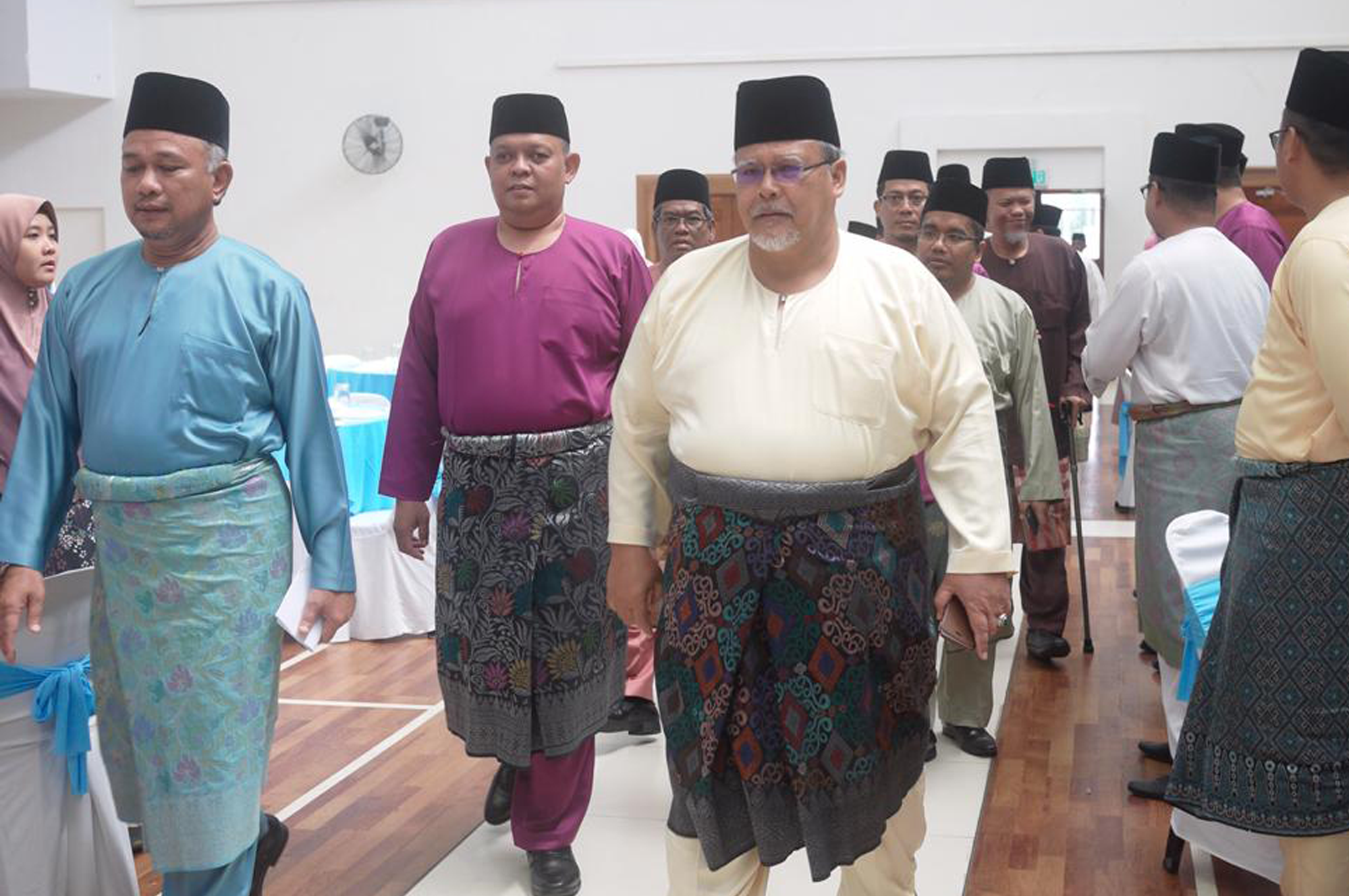 Majlis Anugerah Perkhidmatan Cemerlang (APC) & Majlis Apresiasi Tahun 2018.
