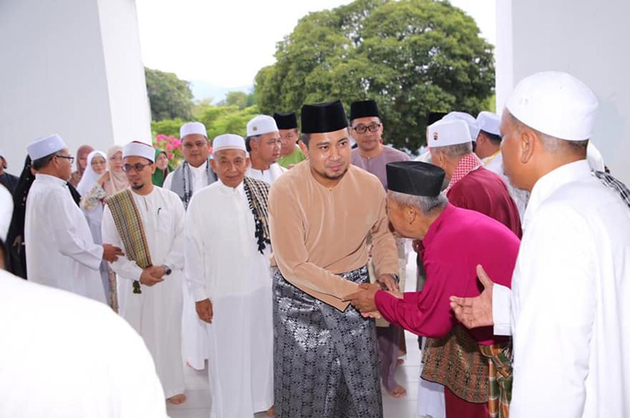 Majlis Zikir Perdana Tazkiyah Nafs Peringkat Negeri Johor Tahun 2019M/1440H.