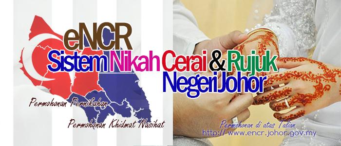 Sistem Nikah Cerai & Rujuk Negeri Johor